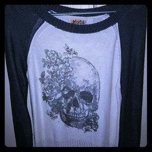 Skull Long sleeve